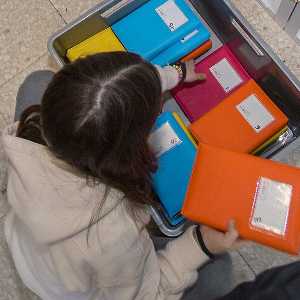Metodología: Plan de fomento de la lectura. Colegio Mater Dei, Ayegui - Estella