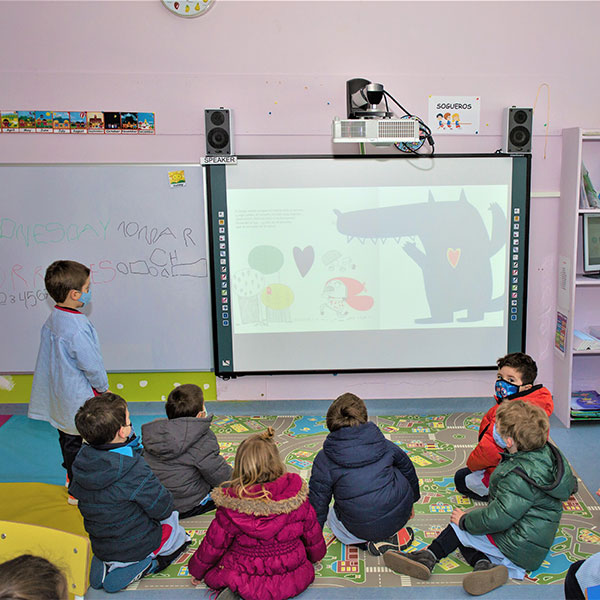 PAI Programa de aprendizaje en inglés. Colegio Mater Dei, Ayegui - Estella