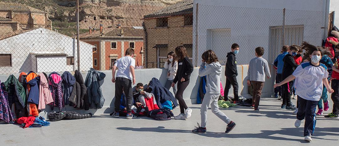 Servicio actividades estraescolares. Colegio Mater Dei, Ayegui - Estella